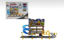 16 Bulk EDUCATIONAL URBAN PARKING PLAY SET