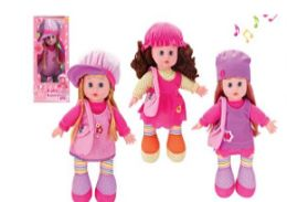 18 Bulk BEAUTY BABY DOLL WITH SOUND