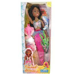 9 Bulk Trendy's Jumbo Mermaid Princess Doll