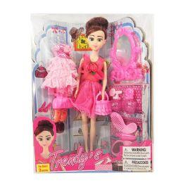 12 Bulk Trendy's Beauty Doll