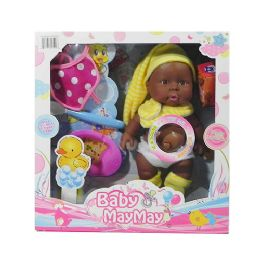 12 Bulk Baby May May Doll With Sound