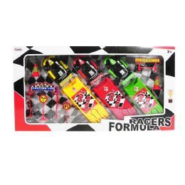 9 Bulk Formula Racers Play Set