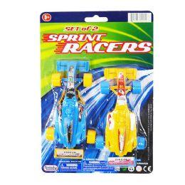 24 Bulk Sprint Racers 2 Piece Set