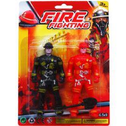 72 Bulk Firefighters On Double Blister Card
