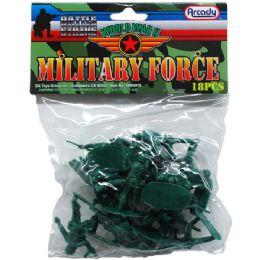 72 Bulk Army Combat Team In Pvc Bag