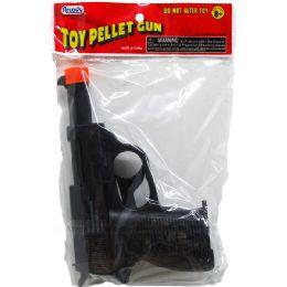 144 Bulk Toy Pellet Gun In Pegable Pp Bag