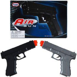 96 Bulk TOY PELLET GUN IN COLOR BOX