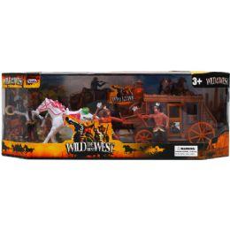 24 Bulk Wild The Best West Play Set In Window Box