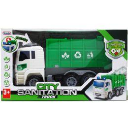 12 Bulk Sanitation Truck In Window Box