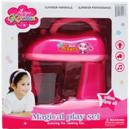 12 Bulk Toy With Mixer With Light And Sound