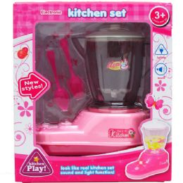 12 Bulk Toy Blender With Light And Sound