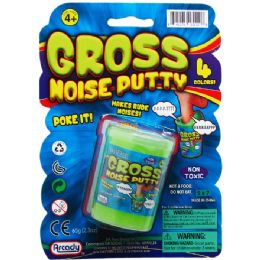 72 Bulk GROSS NOISE PUTTY IN CUP