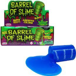 96 Bulk BARREL OF SLIME IN DISPLAY BOX