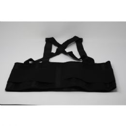 12 Bulk Back Support Belt