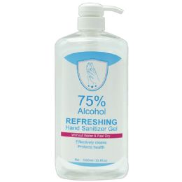 12 Bulk Alcohol Hand Sanitizer Gel