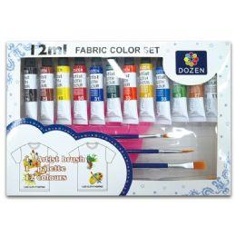 24 Bulk Fabric Color Set