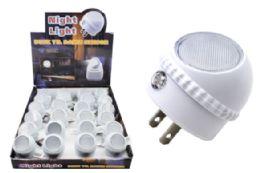 24 Bulk DIRECTIONAL LED NIGHT LIGHT