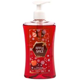 12 Bulk Soap Liquid Christmas With Pump Apple Spice