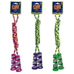 36 Bulk Jump Rope 7ft With Twist Laser Handle