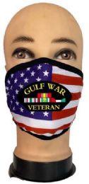 24 Bulk Flag Style Face Cover Gulf War