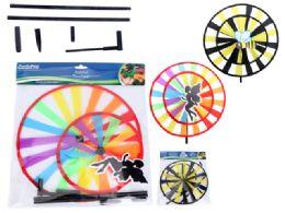 48 Bulk Animal Print Pinwheel