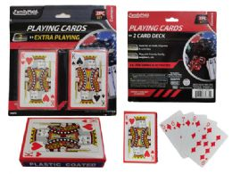 24 Bulk Playing Cards 2 Pack