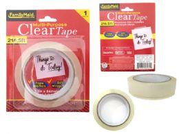 144 Bulk Clear Tape