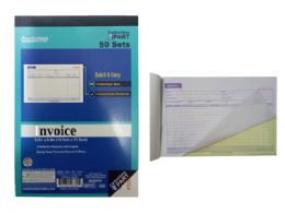 72 Bulk Invoice Books