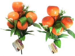 144 Bulk 7 Head Oranges Bouquet