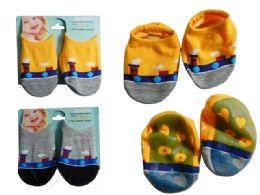 288 Bulk Toddler Socks