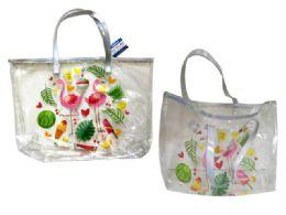 24 Bulk Clear Tote Bag