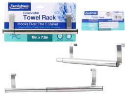 24 Bulk Extend Over Door Towel Holder