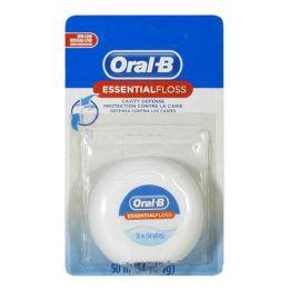 6 Bulk Oral B Waxed Floss 54 Yards