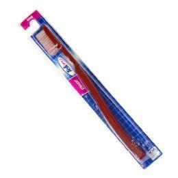 12 Bulk Tek Pro Firm Toothbrush Travel Size