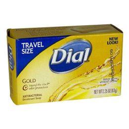 36 Bulk Dial Gold Antibacterial Soap Bar 2.25 oz.
