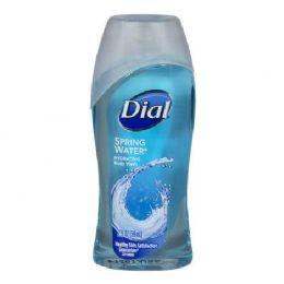 36 Bulk Travel Size Dial Spring Water Hydrating Body Wash 2 oz.