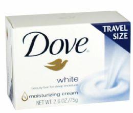 36 Bulk Dove White Beauty Soap 2.6 oz.