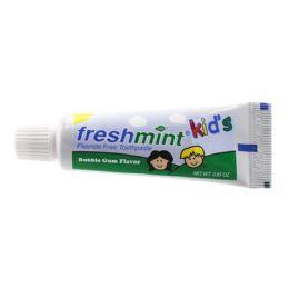 288 Bulk Freshmint 0.85 oz. Kids Fluoride Free Toothpaste