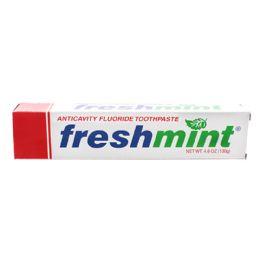 120 Bulk Freshmint 4.6 Oz. Anticavity Fluoride Toothpaste (individual Box)