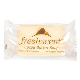 144 Bulk Freshscent 5 oz. Cocoa Butter Soap