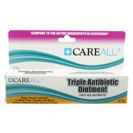 72 Bulk CareALL 1 oz. Triple Antibiotic Ointment