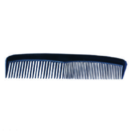 2160 Bulk 5 Inch Black Comb
