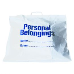 250 Bulk Belongings Bag With Handle