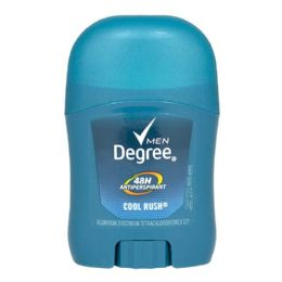 72 Bulk Travel Size Degree Men Deodorant 0.5 oz.