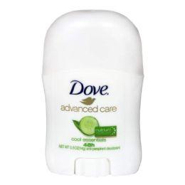 72 Bulk Travel Size Dove Deodorant 0.5 oz.