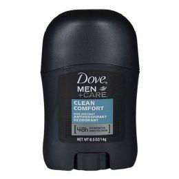 72 Bulk Travel Size Dove Men Care Deodorant 0.5 oz.
