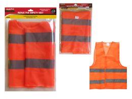 144 Bulk Reflective Safety Vest