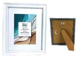 "16 Bulk Photo Frame 8x10"" Matted To Fit 5x7"""