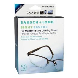 600 Bulk Bausch And Lomb Sight Savers Tissues Pack Of 1