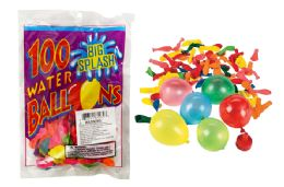 60 Bulk 100 Count Water Balloons
